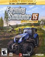 Farming Simulator 15 Gold