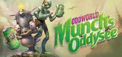 Oddworld Munchs Oddysee HD