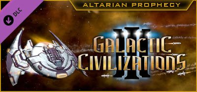 Galactic Civilizations III Altarian Prophecy