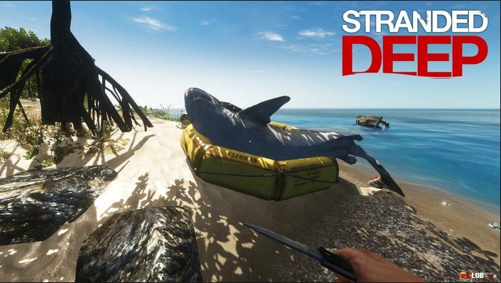 Stranded Deep Game for PC Free Download