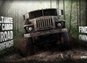 Spintires Game for PC Free Download