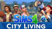 The Sims 4 City Living Game PC Free Download Full Version