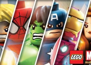 Lego Marvel Super Heroes PC Free Download Full Version