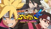Naruto Storm 4 Road to Boruto PC Game Free Download