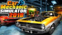 Car Mechanic Simulator 2018 PC Game Free Download