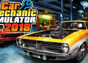 Car Mechanic Simulator 2018 PC Game Free Download