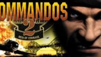 Commandos 2 Men of Courage PC Game Free Download