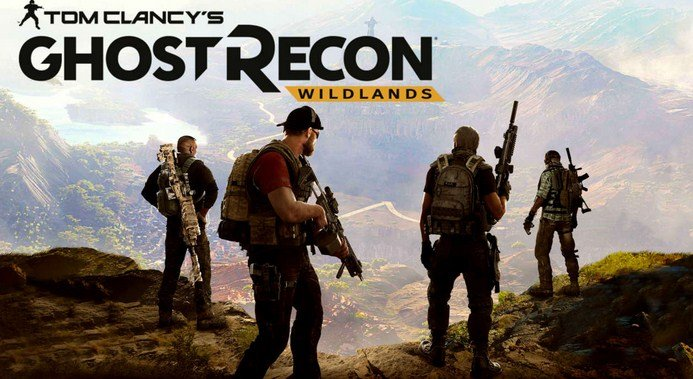 Tom Clancys Ghost Recon Wildlands Download