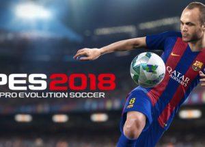 Download Pro Evolution Soccer 2018 PC Full Version