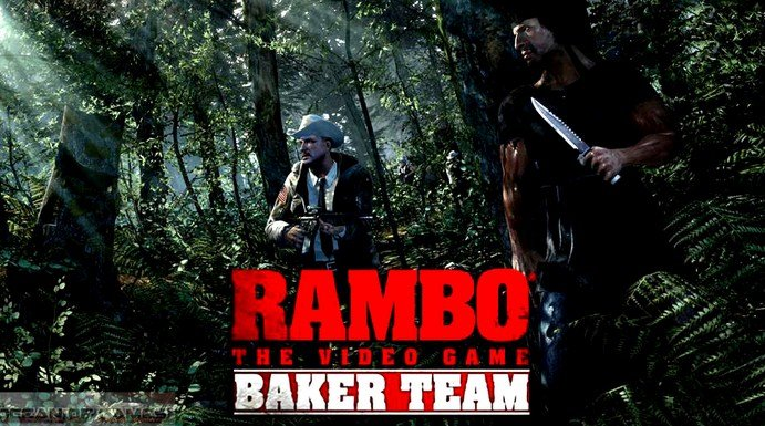 Rambo The Video Game Baker Team Download