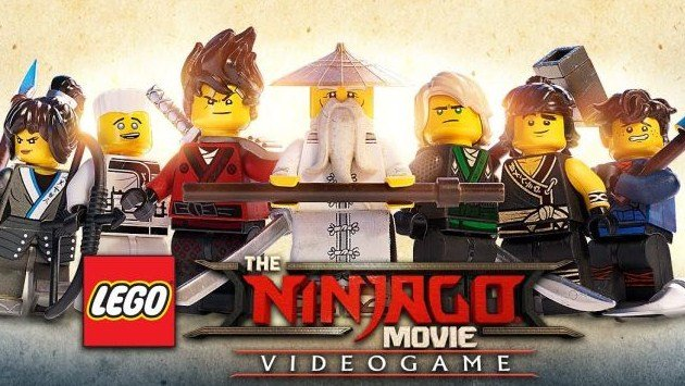The LEGO NINJAGO Movie Video Game PC Free Download