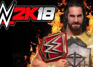 WWE 2K18 PC Game Full Version Free Download