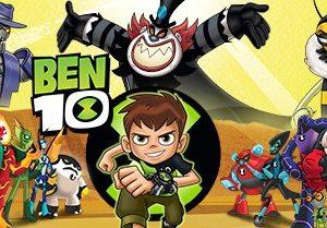 Ben 10 PC Game Full Version Free Download