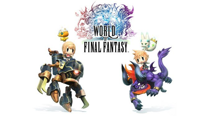 WORLD OF FINAL FANTASY Download