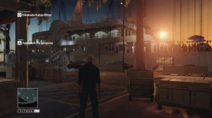 HITMAN 2016 Gameplay