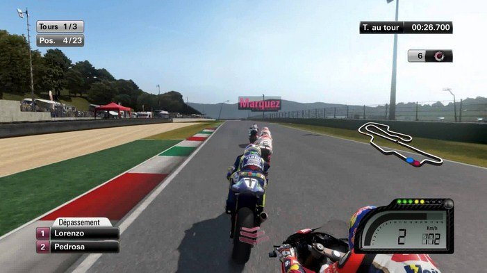 MotoGP 14 Gameplay
