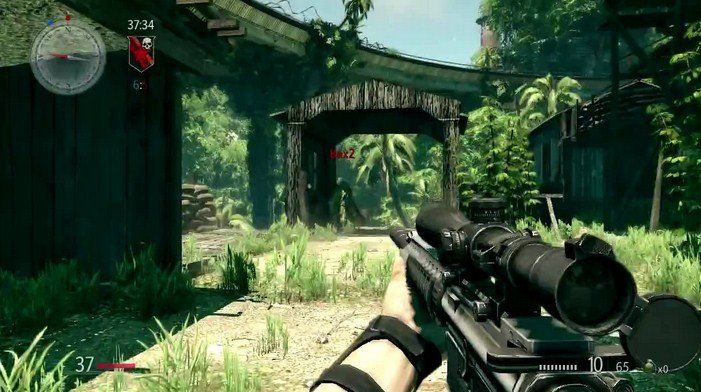 Sniper Ghost Warrior Gameplay