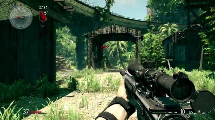 Sniper Ghost Warrior Gameplay