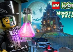 LEGO Worlds Monsters Full Version PC Game Free Download