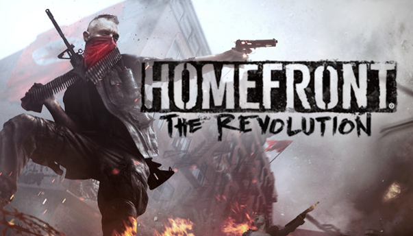 Homefront The Revolution PC Game Free Download