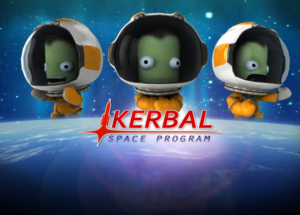 Kerbal Space Program PC Game Free Download
