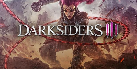 Darksiders III Deluxe Edition PC Game Free Download