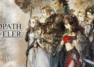 Octopath Traveler PC Game Full Version Free Download