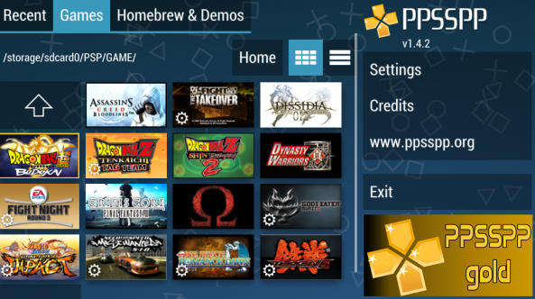 Download Game PPSSPP PSP ISO A-Z Terbaik (PC/Android)