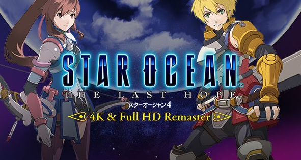 Star Ocean The Last Hope 4K Full HD Remaster