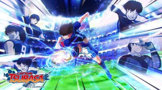 Image of Captain Tsubasa Rise of New Champions Free Download