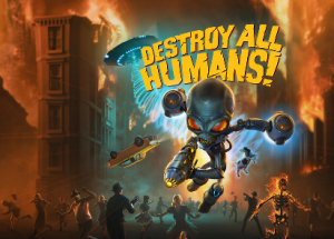 Destroy All Humans! PC Game Free Download
