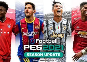 Download eFootball PES 2021 for PC Full Version