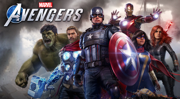 Download Game Marvel's Avengers