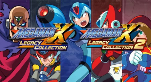 Mega Man X Legacy Collection download
