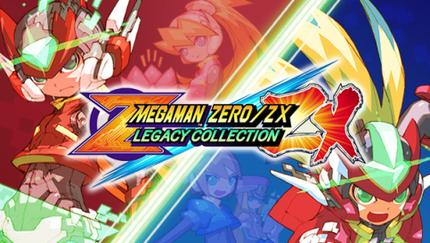 Mega Man Zero/ZX Legacy Collection download