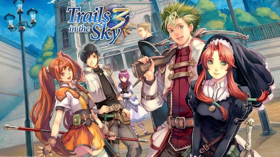 Image of The Legend of Heroes Trails in the Sky the 3rd Free Download