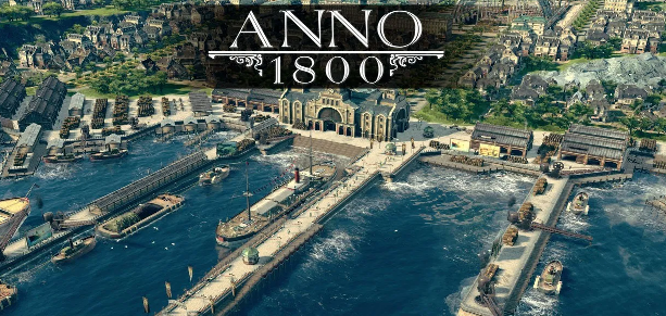 Anno 1800 PC Game Full Version Free Download