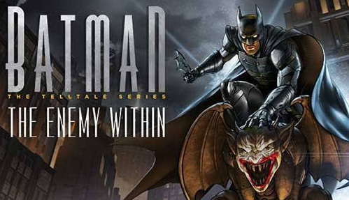 Batman The Enemy Within The Telltale Series download