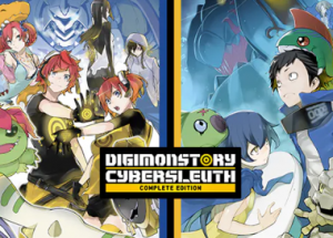 Digimon Story Cyber Sleuth PC Game Free Download