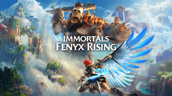 Immortals Fenyx Rising PC Game Free Download