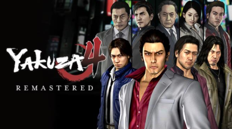 Yakuza 4 Remastered download