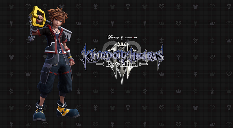 download Kingdom Hearts 3 and Re Mind