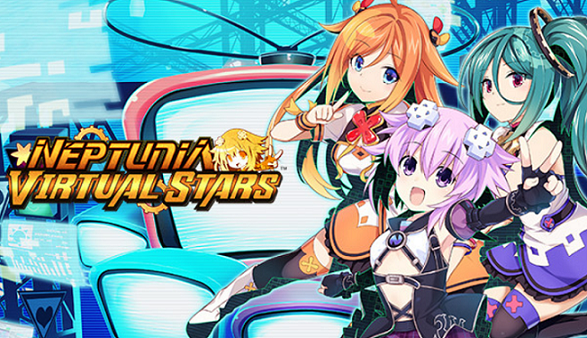 download Neptunia Virtual Stars