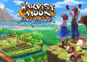 Harvest Moon One World PC Game Free Download