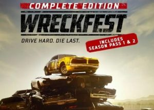 Wreckfest Complete Edition PC Game Free Download